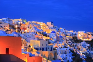 Greece Santorini 300x200 Top 3 World Travel Spots