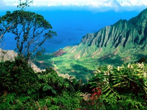 Hawaii Valley 300x225 Top 3 World Travel Spots