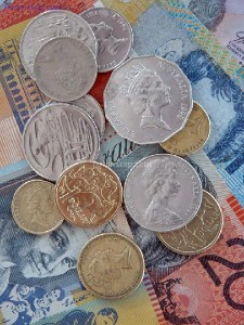 Australian currency 225x300 30 Tips for First Time Travelers In Australia