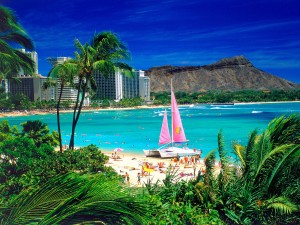 Hawaii 300x225 5 Ideal Destination Wedding Locations