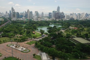 Lumphini Park 300x202 5 Free Attractions To See in Bangkok