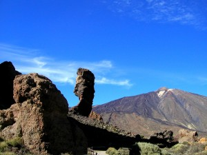 MountTeide 300x225 Stay off the Tourist Trail in Tenerife