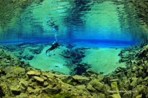 Silfra lagoon 300x199 Seven Wonders of the Diving World