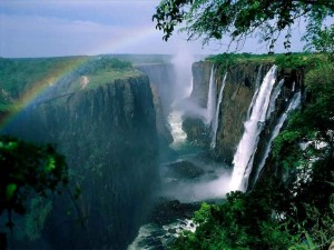 Victoria Falls 300x225 A Travel Guide To Victoria Falls