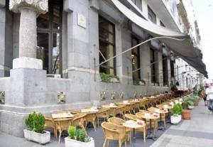 Café Del Círculo de Bellas Artes Madrid