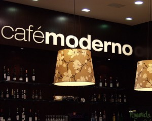 Café Moderno 300x239 Madrid Coffee Shops
