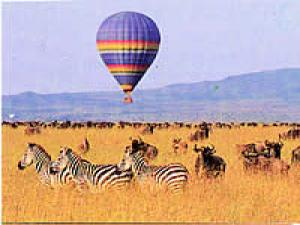 balloon safari Experience Various African Safari in your African Vacation