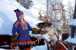 reindeer herder 300x200 Top 5 Facts About Lapland