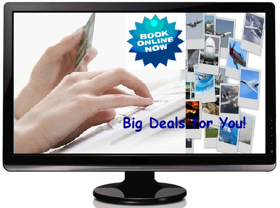Booking Travel online Book Your Travel Online  Grab Big Deals