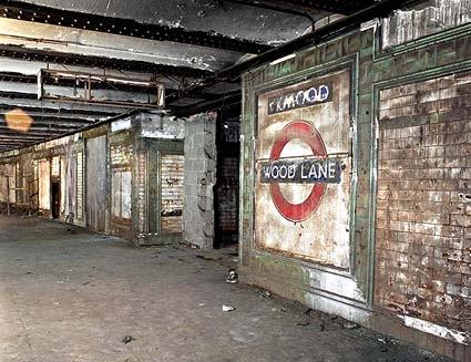 Tube stations london