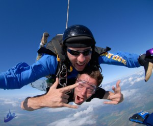 Sky Diving in Florida