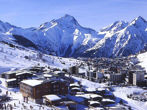 Les Deux Alpes The Top 5 Affordable European Ski Resorts