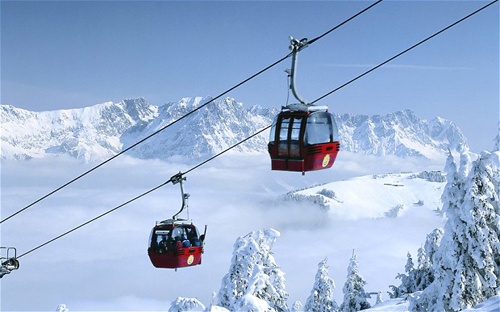 Söll The Top 5 Affordable European Ski Resorts
