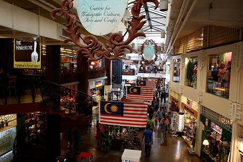 Central Market Kuala Lumpur Top 5 Tourist Attractions in Kuala Lumpur You Must Visit