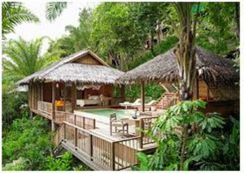 Elephant Hills Tented Jungle Camp Top 5 Overwater Bungalows for Honeymooners