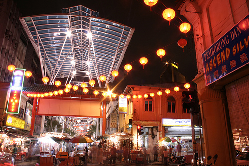Petaling Street Top 5 Tourist Attractions in Kuala Lumpur You Must Visit