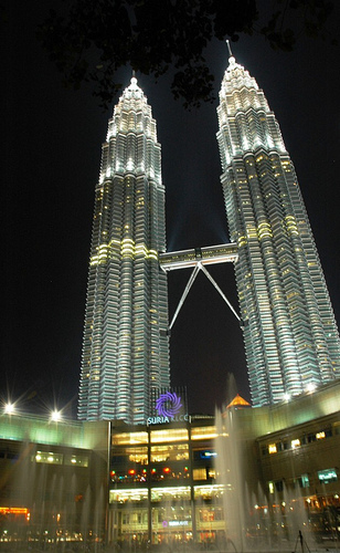Petronas Twin Towers Top 5 Tourist Attractions in Kuala Lumpur You Must Visit