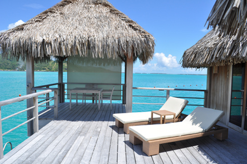 St Regis Resort Top 5 Overwater Bungalows for Honeymooners