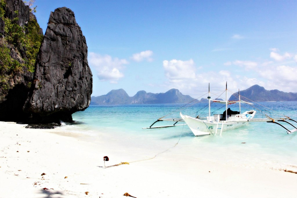Palawan Beaches in Philippines