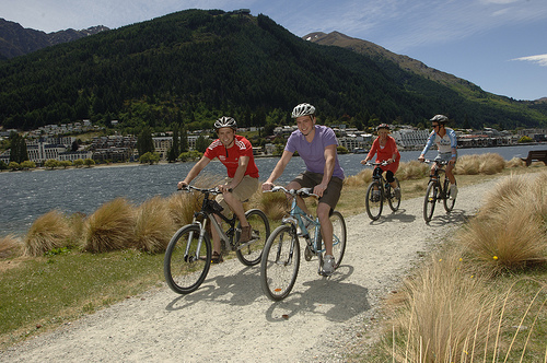 Queenstown Trail 5 Picturesque Cycling Trails in New Zealand