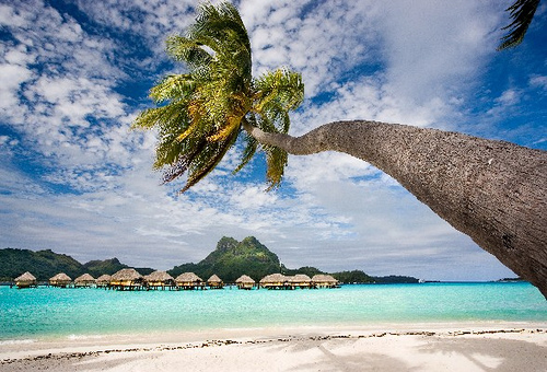 Tahiti beaches