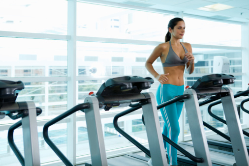Woman in Gym Things for Women to do in New York