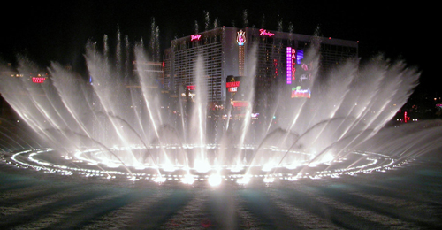 Fountains Of Bellagio Top Attractions To Visit In Las Vegas