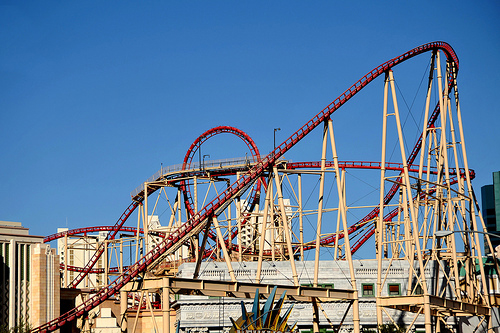 New York New York Rollercoaster Top Attractions To Visit In Las Vegas