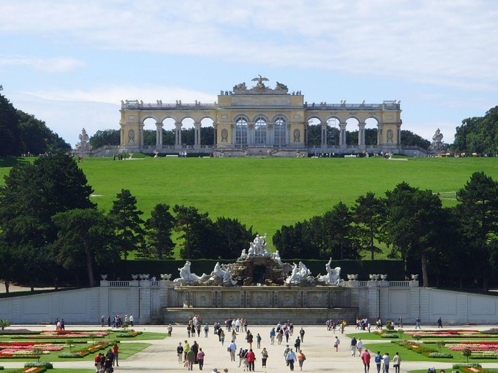 Gardens of Schönbrunn