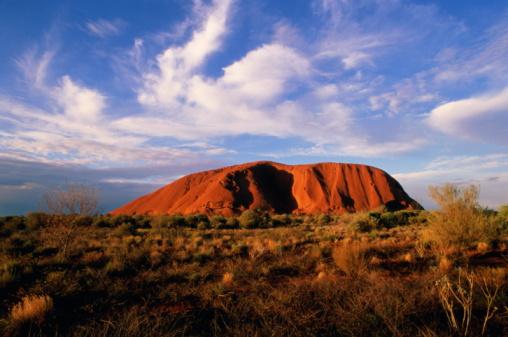 Ayers Rock Backpacking Australia
