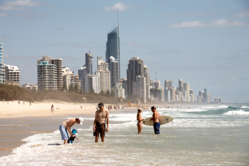 Surfers Paradise for Backpackers in Australia