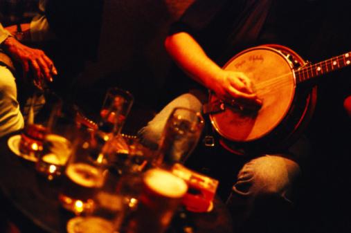 Pub in Dublin Ireland