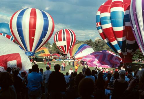 hot air ballons travel