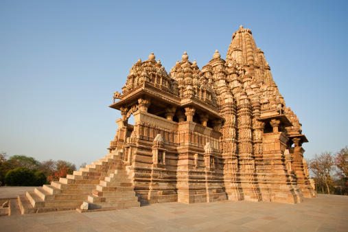 Khajuraho India Temple