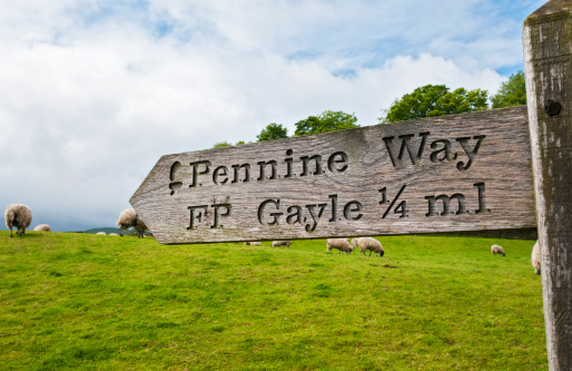 Pennine Way Top UK Walking Destinations