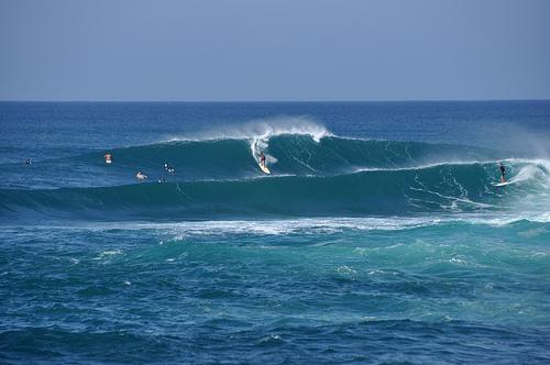 Top Worldwide Surf Destinations