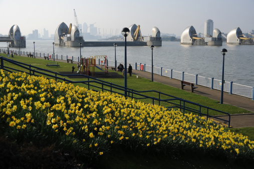 Thames Path 2 Top UK Walking Destinations