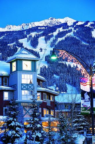 Whistler, Canada Ski Resort