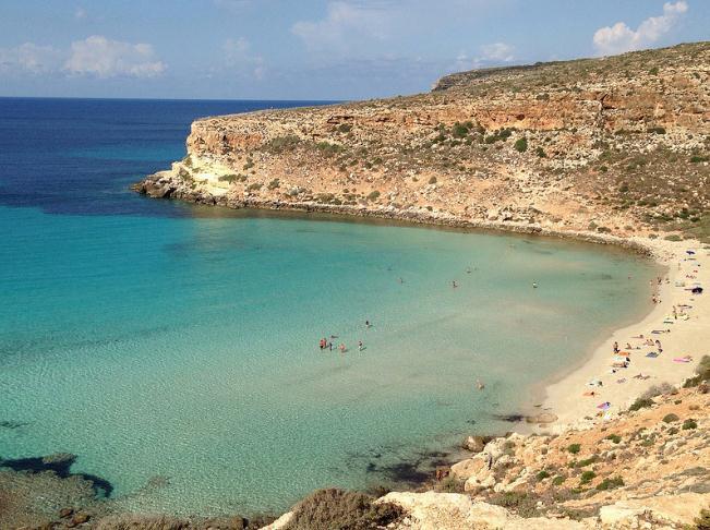 1. Rabbit Beach – Lampedusa, Sicily