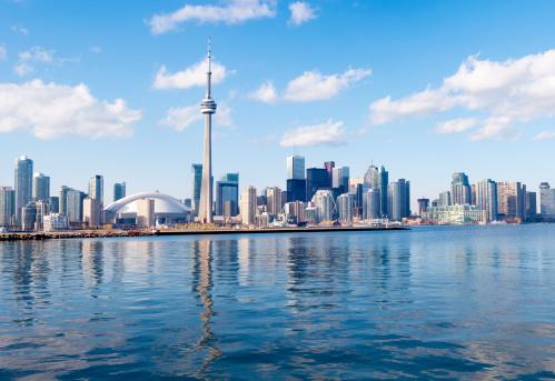 Toronto City's Skyline
