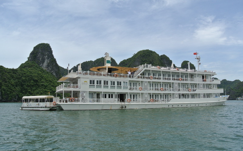 The Au Co Cruise – Ha Long Bay