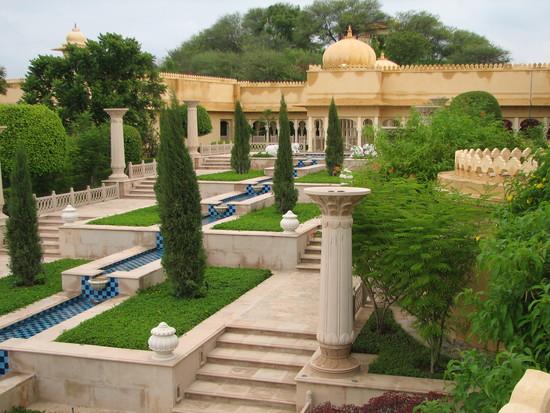 Family resorts facilities