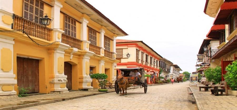 Vigan City Philippines