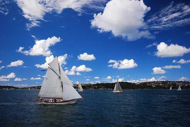 Sailing in Australia - Day trips for sailors