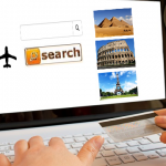 reduce airfare by searching on travel websites