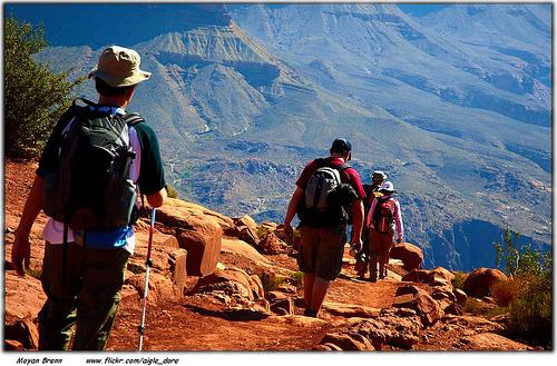 Hiking Travel